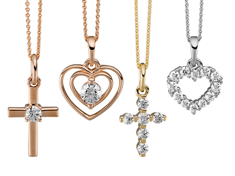 bbsymbols: sparkling hearts and crosses